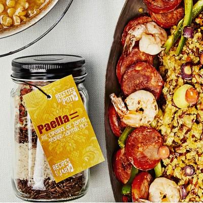 Paella - Riz espagnol au safran